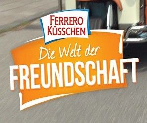 Ferrero Küsschen Werbung