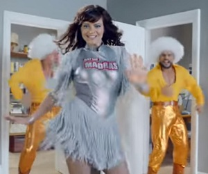 Just Eat TV Advert Son... Katy Perry Christmas Song