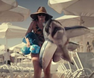 Thomas Cook Shark Boy TV Advert