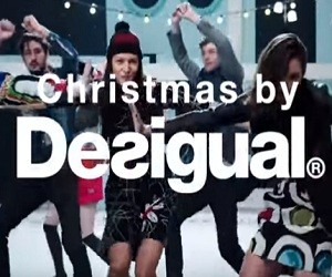 Desigual TV Advert - Christmas by Desigual