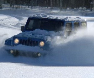 2016 Jeep Wrangler Backcountry Commercial