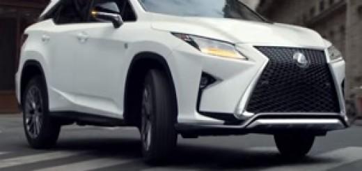 2016_Lexus_RX_Commercial