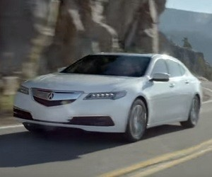 Acura 2016 TLX Giddy Up Commercial