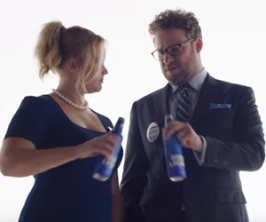 The Bud Light Party - Amy Schumer and Seth Rogen