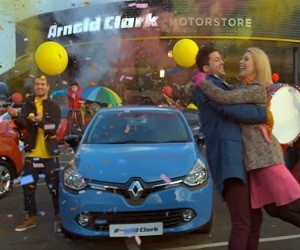 Arnold Clark TV Advert  2016