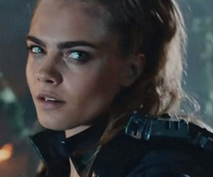 Call of Duty: Black Ops III - Cara Delevingne