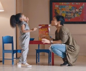 Cheerios Commercial 2016 - Heaven and Tianne King