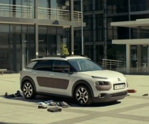 Citroen Cactus TV Advert 2016