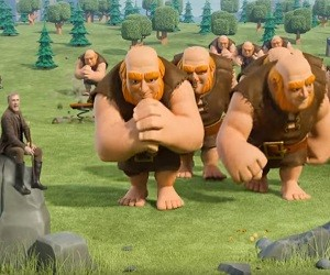 Clash of Clans 2016 - Traps - Giants
