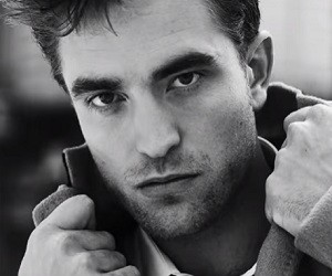 Robert Pattinson - Dior Homme Intense