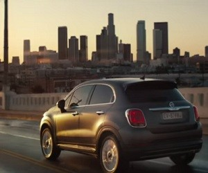 Fiat 500X TV Advert - The New Italian Crossover