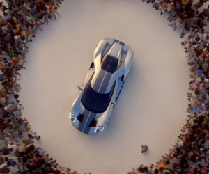 Ford GT Magnetic Power Commercial