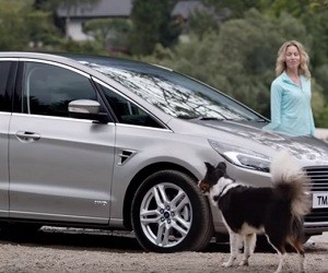 Ford S MAX TV Advert