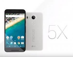 Google Nexus 5X Commercial