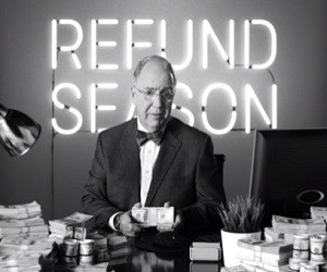 H&R Block Commercial - Refund Season