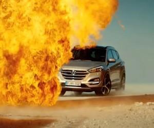 Hyundai Tucson Spot 2016