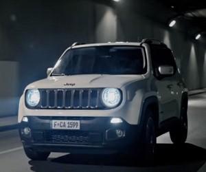 Jeep Renegade Werbung 2016