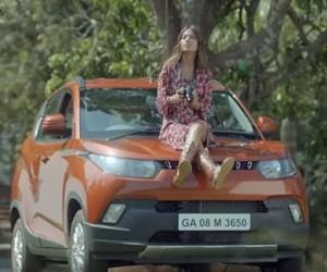 Mahindra KUV100 Commercial  2016