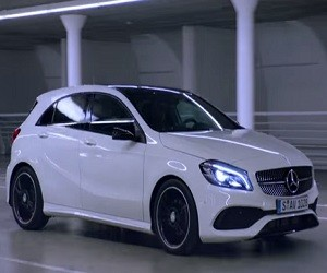 Mercedes-Benz A-Class TV Advert 2016