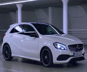 Mercedes Benz A Cl Tv Advert 2016