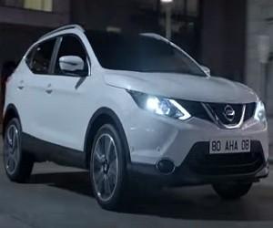 Nissan Qashqai TV Advert
