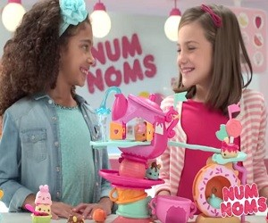 Num Noms Commercial - Go-Go Cafe