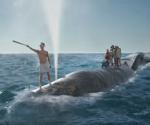 Old Spice Commercial 2016 - Whale