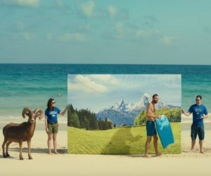 On the Beach TV Advert 2016