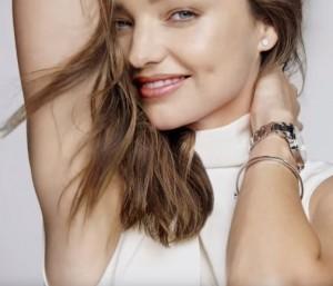 Miranda Kerr - Swarovski Commercial 2016