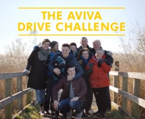 The Aviva Drive app challenge Advert 2016