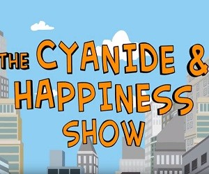 Seeso 2016: The Cyanide & Happiness Show