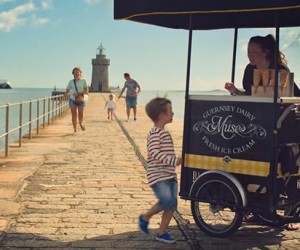 Visit Guernsey TV Advert 2016