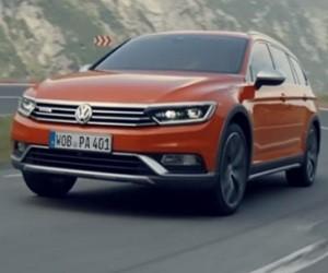 Volkswagen Passat Alltrack Commercial