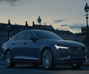 Volvo S90 Commercial