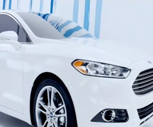 2016 Ford Fusion TV Ad - By Design