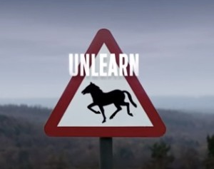 Ford Unlearn TV Advert