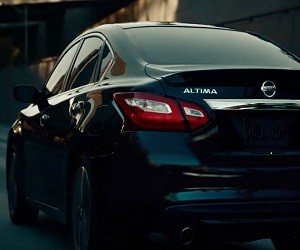 Nissan Altima Commercial 2016