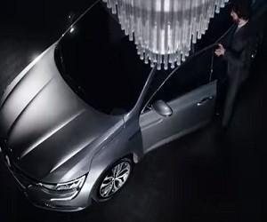 Pubblicità Renault Talisman 2016