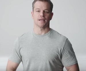 Matt Damon - Stella Artois Commercial 2016