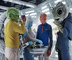 Avocados From Mexico Commercial - Aliens