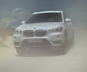 BMW X1 TV Advert 2016