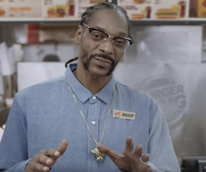 Snoop Dogg - Burger King Commercial 2016