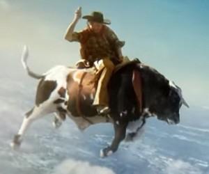 Butterfinger Commercial - Bull Rider