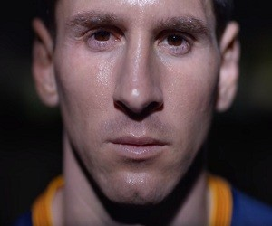 Lionel Messi - Gatorade Commercial 2016
