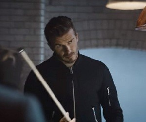 H&M Modern Essentials Advert - David Beckham
