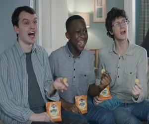 Jacob's Mini Cheddars TV Advert