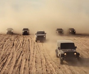 Jeep Commercial - 4x4ever