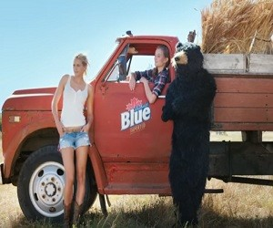 Labatt Blue Beer Commercial