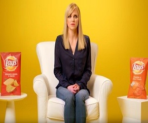 Lay's Commercial - Anna Faris