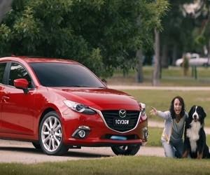 Mazda3 Commercial